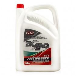 Антифриз ZigZag Premium G12 Красный 10 кг